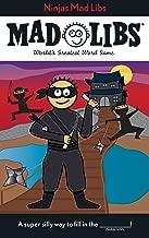 ninja mad libs