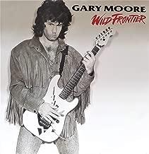 GARY MOORE - WILD FRONTIER - 7 inch vinyl / 45 record