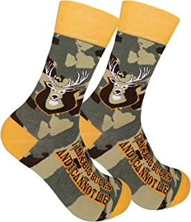 deer socks mens