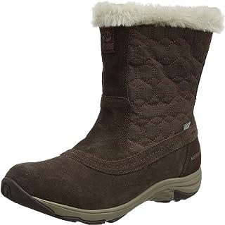 nouveau produit prix modéré style le plus récent Amazon.fr : apres ski femme - Merrell : Chaussures et Sacs
