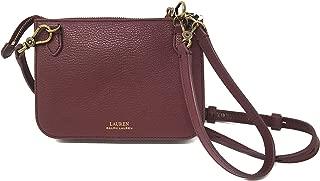 Best lauren pebbled leather crossbody bag Reviews