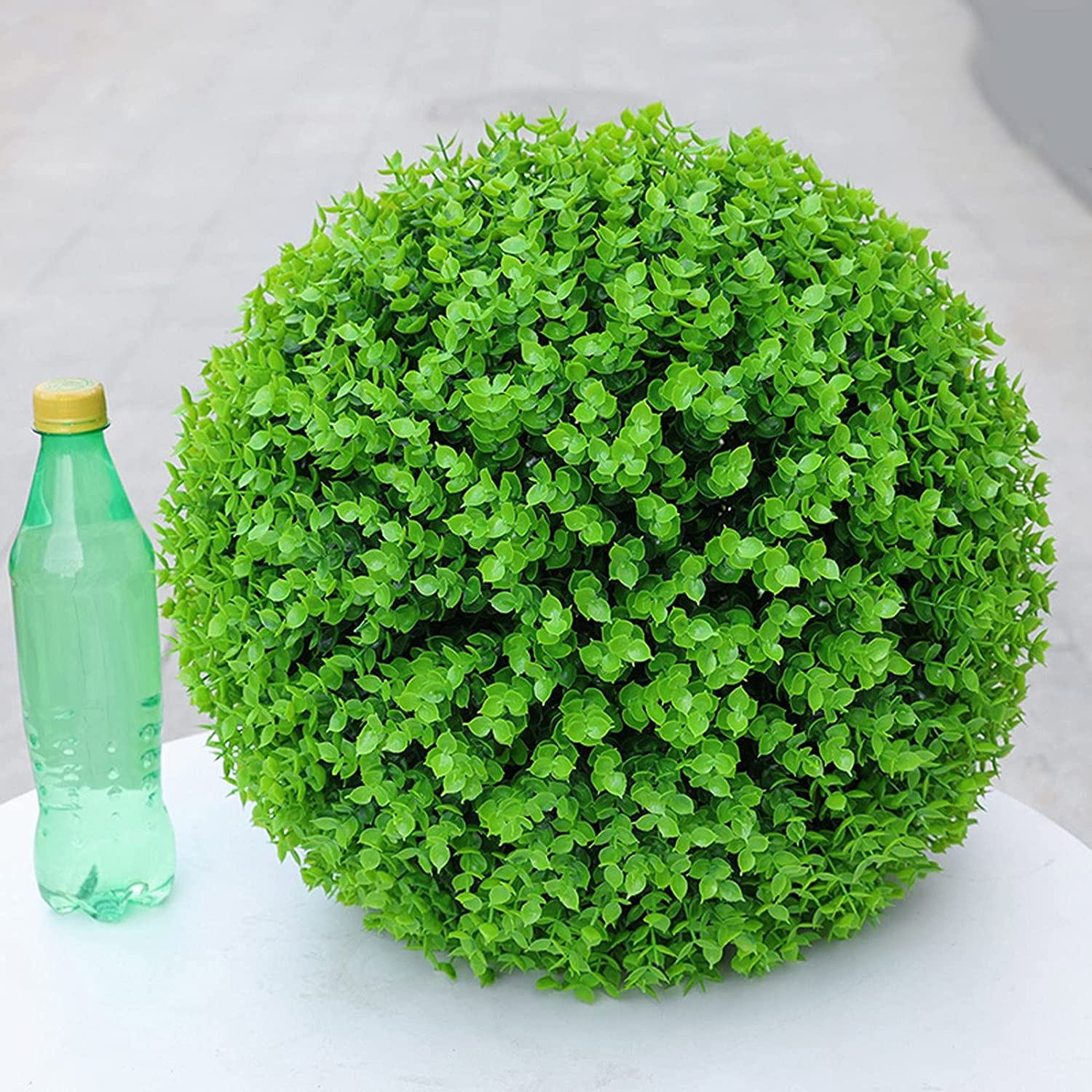 Max 50% Albuquerque Mall OFF Artificial Plant Topiary Ball 10in 12in Boxwood