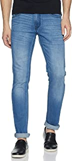 DIVERSE Men's Slim Fit Jeans