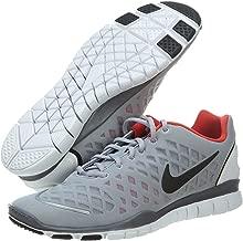 Nike Womens Presto Ultra SE Low Top, Wolf Grey/White/Crimson/Black, Size 9.0