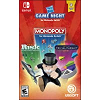 Deals on Hasbro Game Night Nintendo Switch