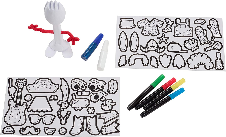 Disney Pixar Toy Story 4 Build Utensil /& Friends