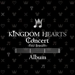 KINGDOM HEARTS Concert -First Breath- Album