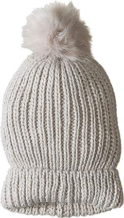 Tonal Pom Hat w/ Interchangeable Pom