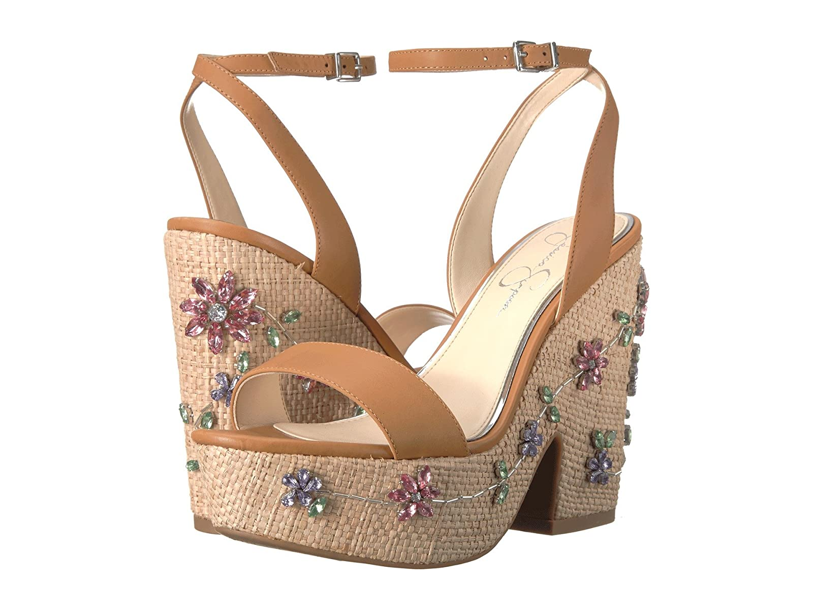 Jessica Simpson CressiaAtmospheric grades have affordable shoes