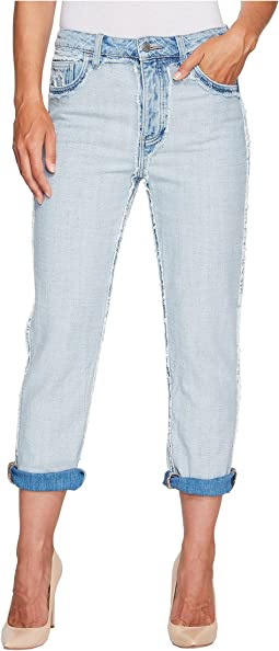 High-Rise Tomboy Jeans in Glen Rose