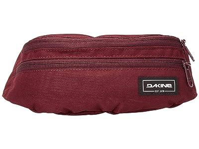 Dakine Classic Hip Pack (Garnet Shadow) Travel Pouch