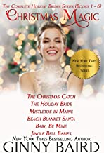Christmas Magic: The Complete Holiday Brides Series (Books 1 - 6)