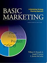 Best basic marketing 19th edition ebook Reviews