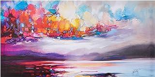 Art Group WDC93261 The Scott Naismith (Stratocumulus) -Canvas Print 50 x 100cm, Wood, Multi-Colour, 50 x 100 x 1.3 cm
