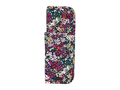 Vera Bradley Curling Flat Iron Cover (Itsy Ditsy) Wallet