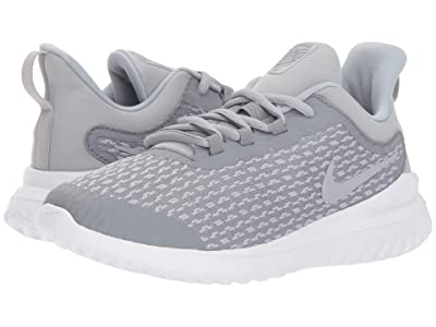 Nike Kids Rival (Little Kid) (Stealth/Wolf Grey/White) Boys Shoes