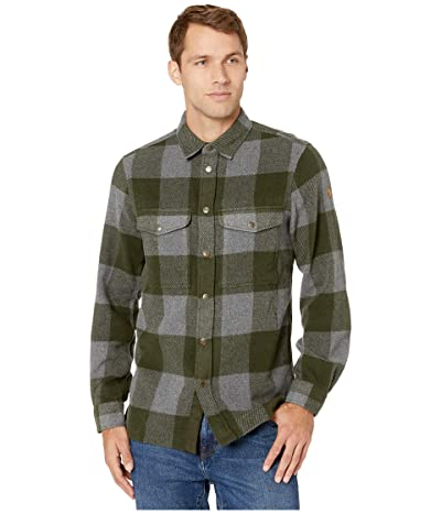 Fjallraven Canada Shirt (Deep Forest) Men