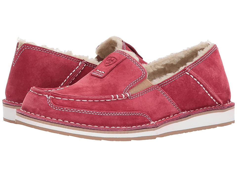Ariat Cruiser Fleece (Strawberry Suede) Women