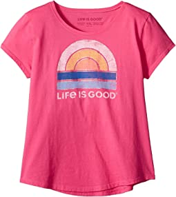 Minimal Surprise Smiling Smooth Tee™ (Little Kids/Big Kids)