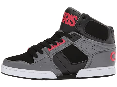 Osiris Red Black GoldCharcoal Red NYC83 rIA6wr