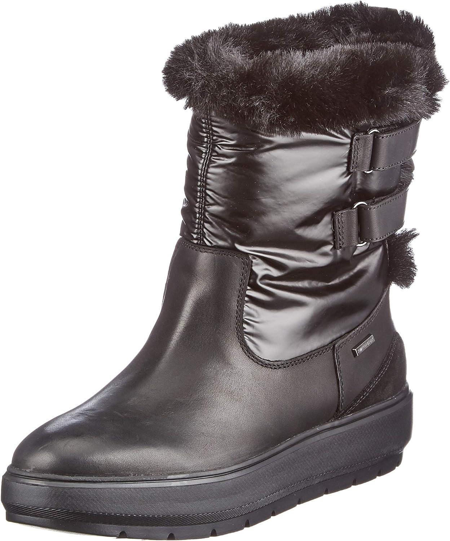 Geox Women's D Kaula B ABX C Snow Boots