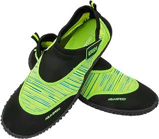 a413683030db Aqua-Speed Ensemble - Chaussures Aquatiques + Serviette en Microfibre |  Femmes | Hommes