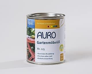 """Gartenmöbelöl """"Aqua"""" 0,75l von Auro"""