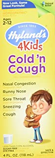 Hylands Cold 'n Cough Supplement for Kids 4 Ounce
