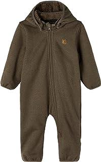 NAME IT BABY unisex bambu Nbnmada Suit 2fo Regndräkt