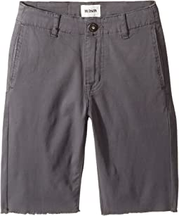 Beach Daze Shorts in Unconquer Grey (Big Kids)