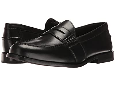 Nunn Bush Noah Beef Roll Penny Loafer (Black) Men