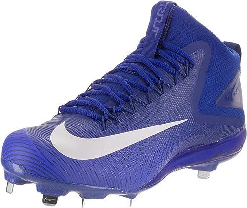 Nike pour Homme Force Zoom Zoom Truite 3Mid Métal Baseball Crampons  garantie de crédit