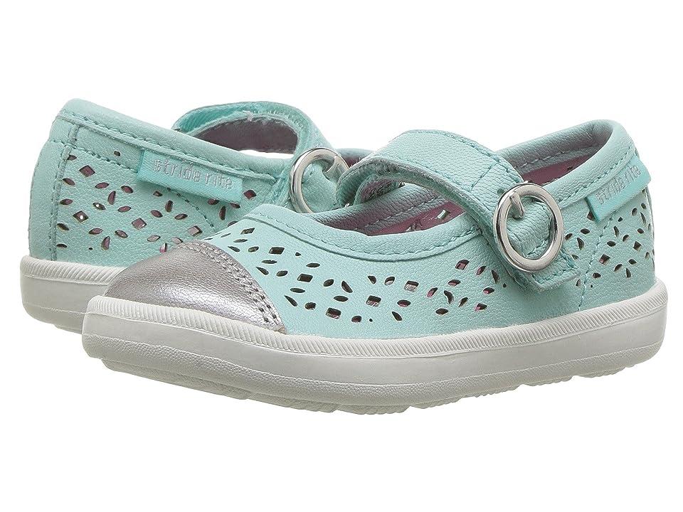 Stride Rite Poppy (Toddler/Little Kid) (Turquoise) Girls Shoes