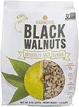 Hammons Black Walnuts, Recipe Ready, 8 oz, Highest Protein Nut, Heart Healthy, Non-GMO, Naturally Gluten-Free, Top Keto Nut