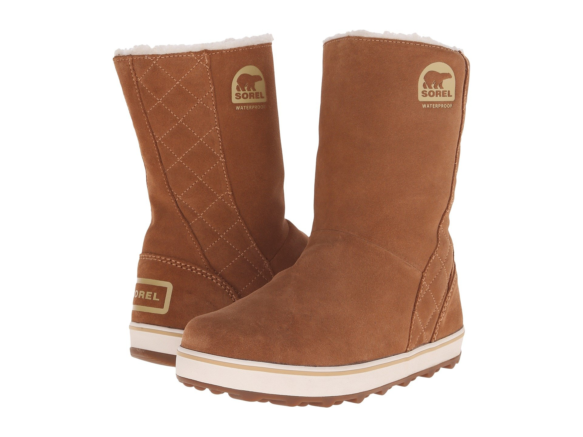 Sorel, Boots, Women, Quilted   Shipped Free at Zappos : quilted brown boots - Adamdwight.com