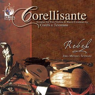 6 Sonates corellisantes: Sonata No. 1 in F Major, TWV 42:F2: V. Allegro