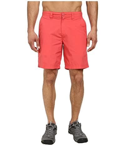 Columbia Washed Outtm Short (Sunset Red) Men