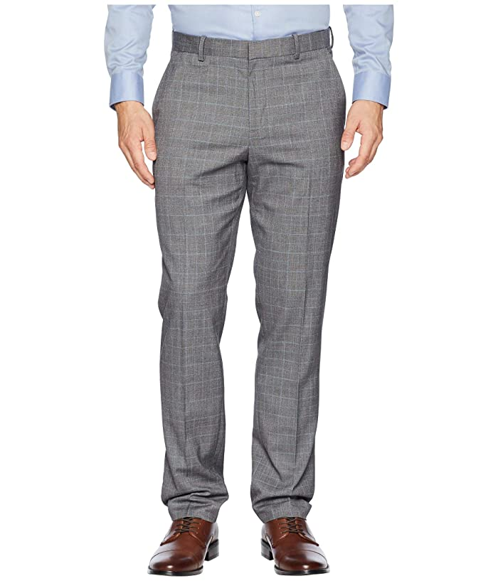 222e705a3f Perry Ellis Portfolio Slim Fit Tonal Plaid Dress Pants at Zappos.com