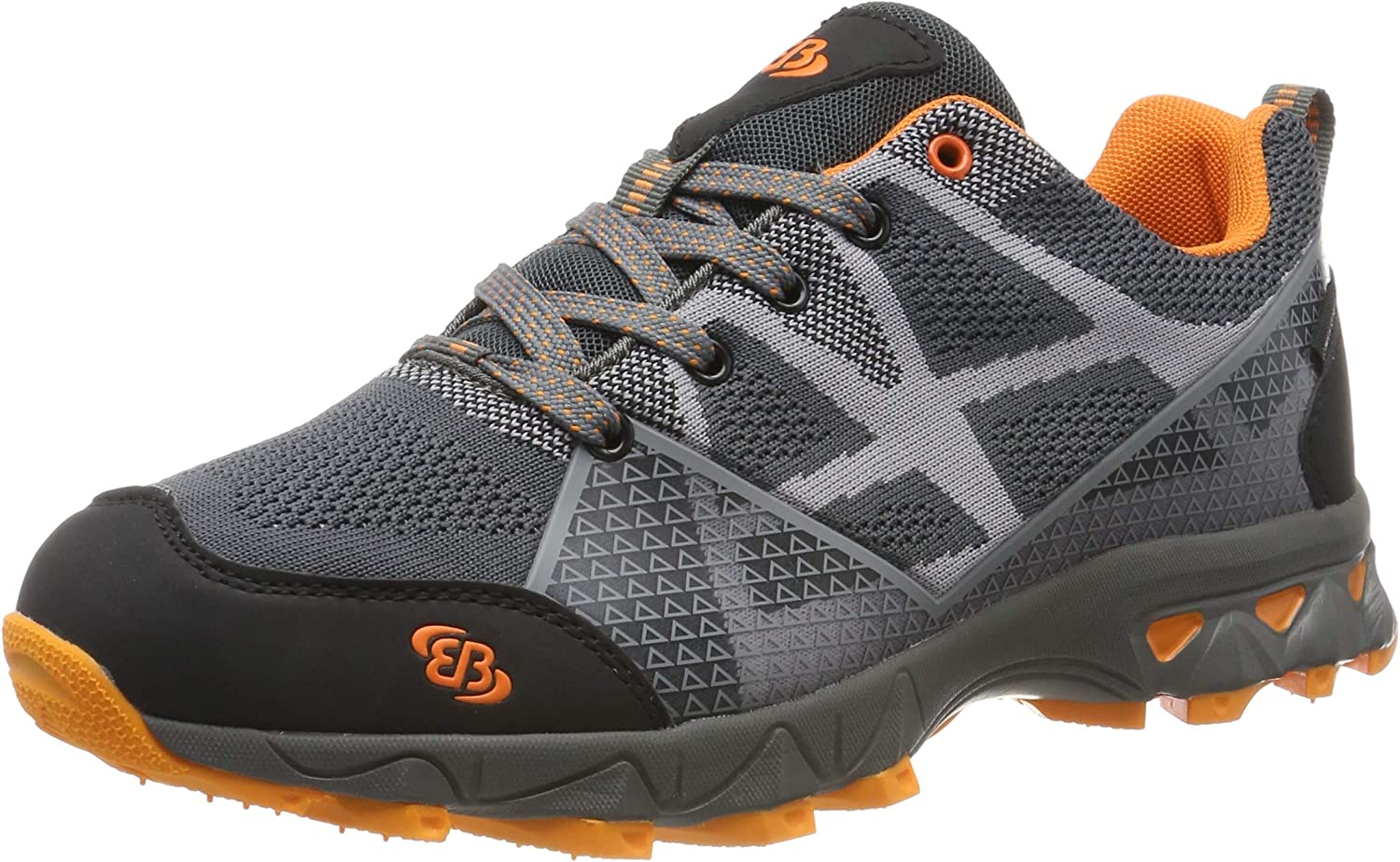 Bruetting Unisex Adults' Canton Low Rise Hiking shoes