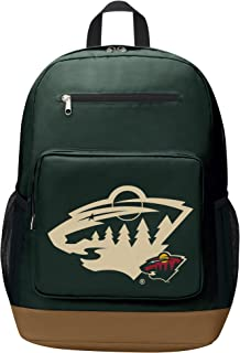 492af39f55b The Northwest Company Officially Licensed NHL Playmaker Backpack, 18-Inch