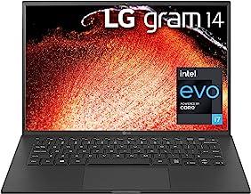 "LG Gram 14Z90P - 14"" WUXGA (1920x1200) Ultra-Lightweight Laptop, Intel evo with 11th gen CORE i7..."