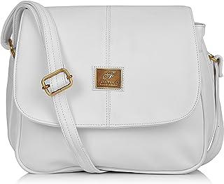 Fostelo Rosetta Women's Handbag (White)