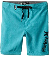 Hurley Kids - Heathered Boardshorts (Little Kids)