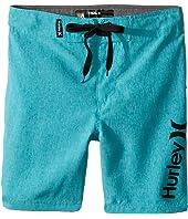 Hurley Kids - Heathered Boardshorts (Little Kids)