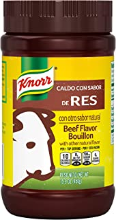 Knorr Granulated Bouillon, Beef, 15.9 oz