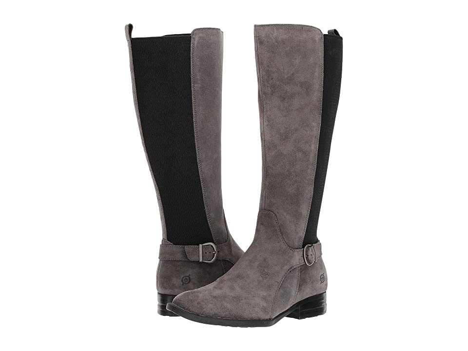 Born Campbell (Dark Grey Suede) Women
