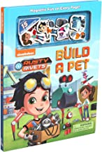 Nickelodeon Rusty Rivets: Build a Pet (Magnetic Hardcover)