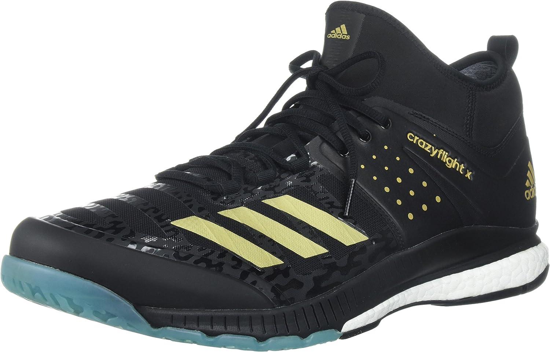 Adidas Performance Men's Crazyflight X Mid Volleyball shoes