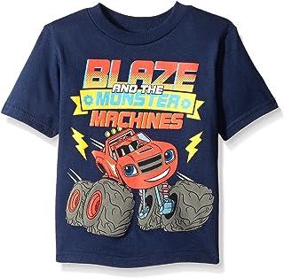 Blaze and The Monster Machines Little Boys' Toddler Short Sleeve T-Shirt