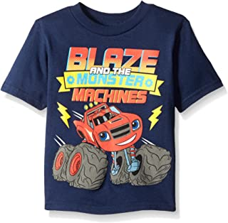 Blaze and The Monster Machines Little Boys' Toddler Short Sleeve T-Shirt